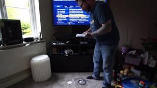 Techchecker #171 38 inch 60 Watt Bluetooth SoundBar Speaker, MEGACRA Sound Bar with 6 Drivers