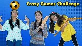 Crazy Games Challenge | Fun games | Pari's Lifestyle