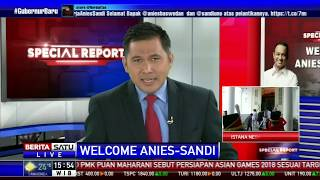 Video Special Report: Pelantikan Anies-Sandi di Istana Negara download MP3, 3GP, MP4, WEBM, AVI, FLV Oktober 2017