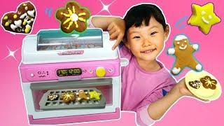 라임 꼬마 요리사 ! 똘똘이 쿠키 오븐 장난감 클레이만들기 놀이 LimeTube & Toy 라임튜브