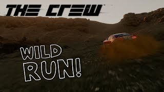 WILD RUN! - The Crew (Cinematic)