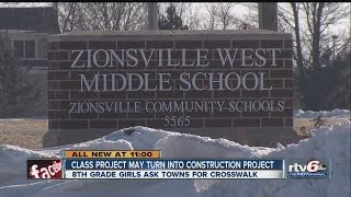 Eighth-grade class project could spark real change in Boone County