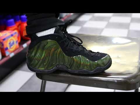 "Nike Air Foamposite One ""Legion Green"" (Dope or Nope)"