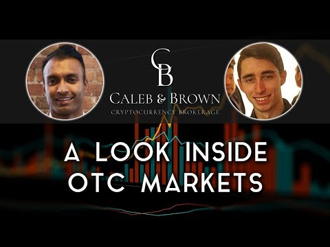 A Look Inside OTC Markets | Interview w/ Dr. Prash