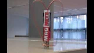Moteur magnetique mini