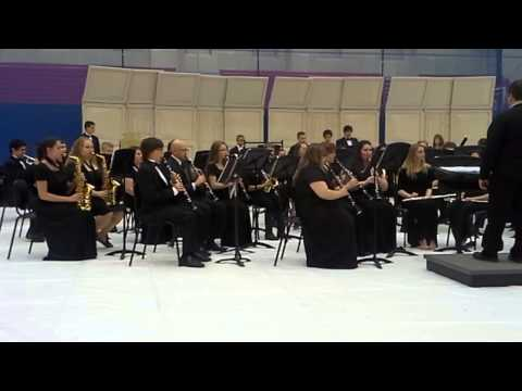 Gold Rated Owen Valley Community High School Band