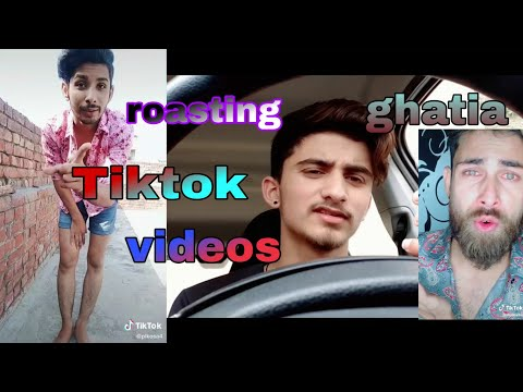 Roasting Ghatia Tiktok Videos🤣😂 | Rajat Saini | 21 Days Challenge