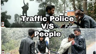 Traffic Police v/s People