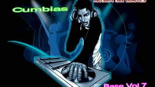 DJ INDIO - CUMBIAS BASE MIX - VOL 7.mp4