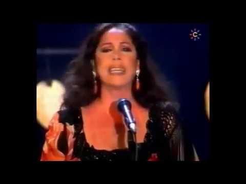 Entrevista de Isabel Pantoja en canal Sur ... Ratones coloraos.. .........(Completo) .......  2004