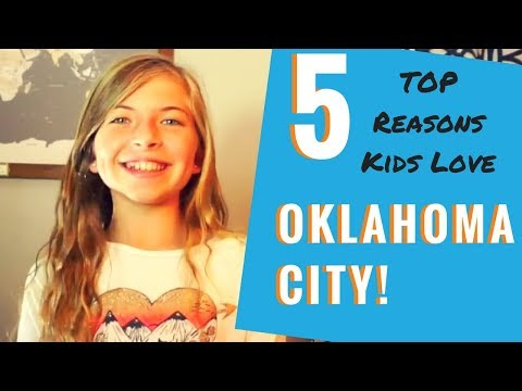 5 Reasons Kids Love Oklahoma City! [Some are FREE]