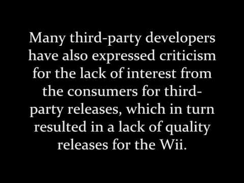 Analysis of the seventh generation of consoles
