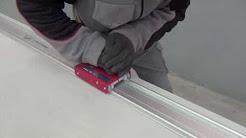 Large Format Tiles Manual Cutting System Montolit mod. 300 FL EVO