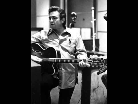 Johnny Cash - Man In White