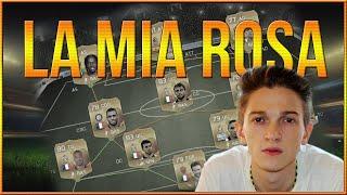 FIFA 15 | La mia Rosa tra Pregi&Difetti