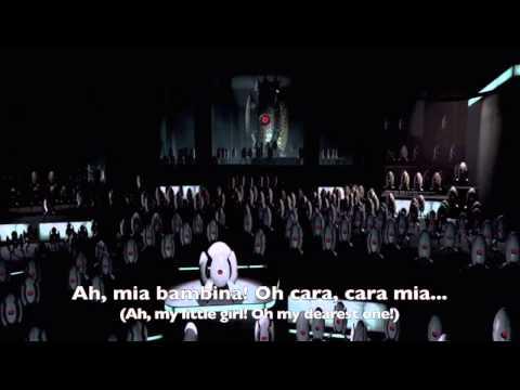 Cara Mia Addio - Portal 2 Turret Opera (Valve's extended release)