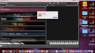 How to add Libraries in Kontakt when you get  ''no library found''