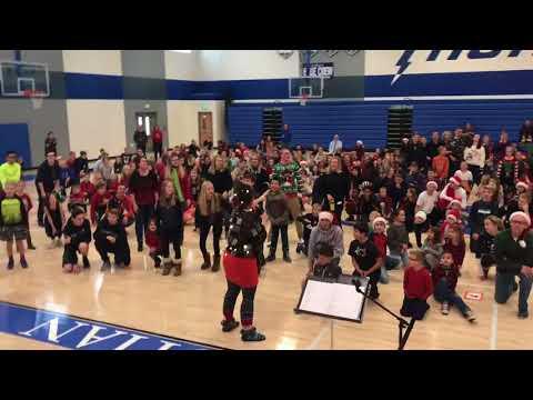 Denver Christian School Faith Families Singing 12 Days of Christmas