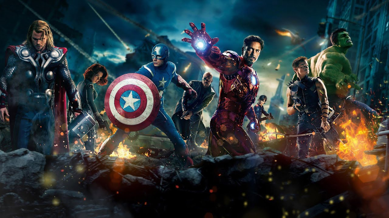 Avengers Age Of Ultron Chrome Theme And Wallpaper