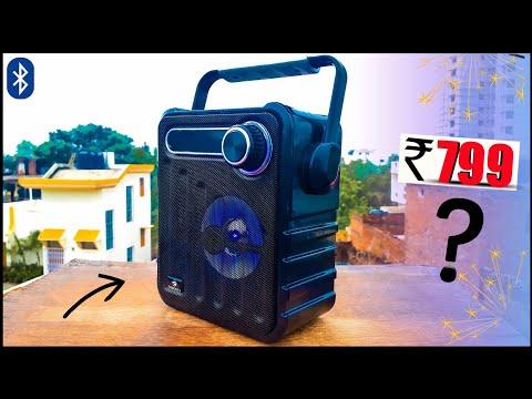 Zebronics Zeb Buddy Bluetooth Speaker | Rs.799 LOUDSPEAKER -🔥🔥.