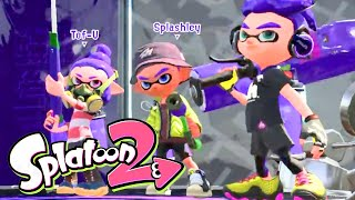 Splatoon 2 - Clam Blitz Game Mode Introduction Trailer