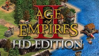 Age Of Empires 2 Epic 4v4 Battle!