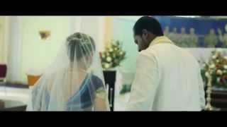 Beautiful Indian Christian Wedding Of Dr. Rupert Jayraj & Hannah Nugent By Kiddo Legacy