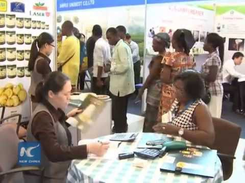 Chinese goods seek market in Ghana