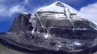 Самая загадочная гора- пирамида в мире. Гора Кайлас