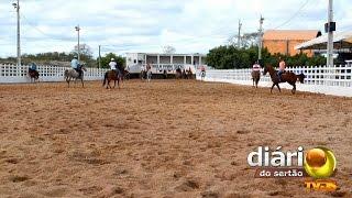 Vaqueiros se preparam para 3ª Vaquejada Estrela Park Show em Cajazeiras