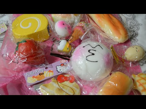 Tmi Squishy Tag : Package from TheRandomMeg! Doovi