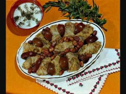 Azerbaijanian Turks People Cuisine -- Türk Ulusunun Yeməkləri