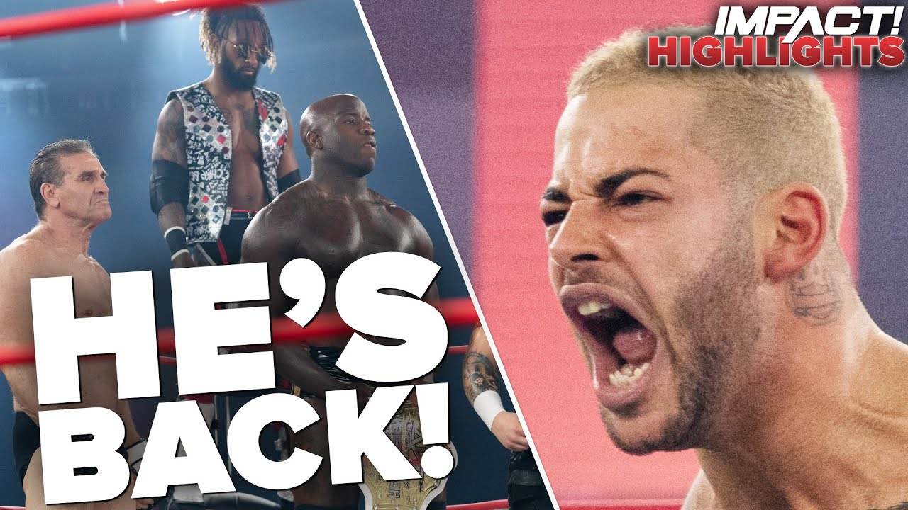 What Happened After Last Night's Impact Went Off The Air