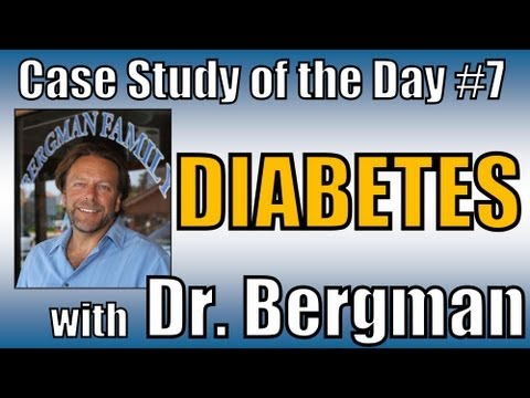 john bergman youtube diabetes video