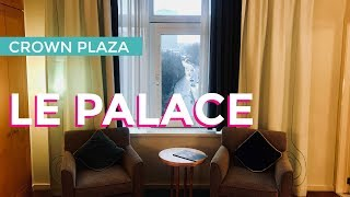 Le Palace Brussels - Crown Plaza Hotel Tour