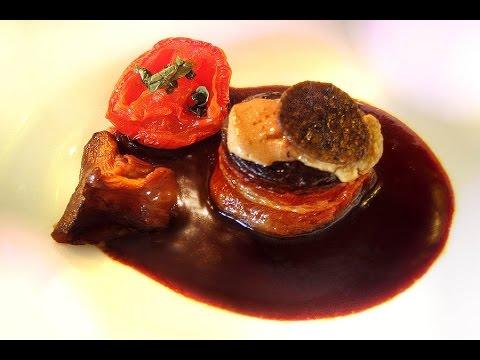 Rossini Cuisine | Tournedos Rossini Modern Classic French Steak Recipe Youtube