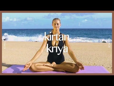 Kundalini Yoga: Kirtan Kriya w/ Sa Ta Na Ma For Transformation | KIMILLA