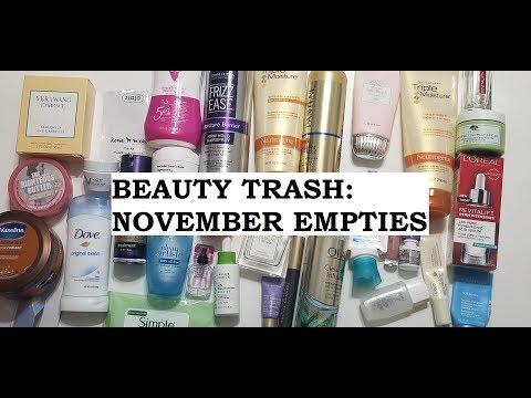beauty-trash:-november-empties-(25-days-untill-christmas)