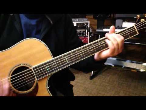 Alternate Tuning C#FCFCD# - Key C# Natural Minor