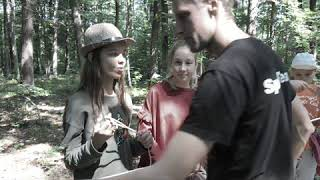 Activity in FreeStyleCamp. Активити в лагере Фристайл