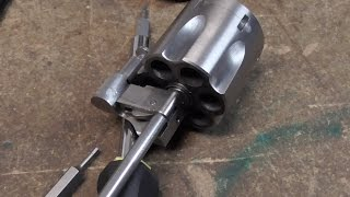 Ruger GP100 Cylinder Disassembly