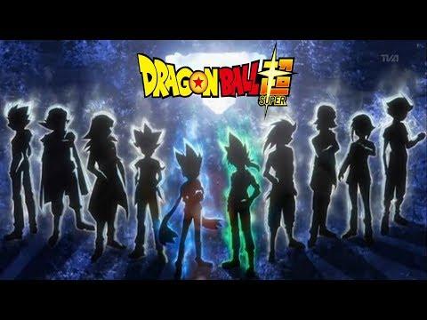 Dragon Ball Super - UNIVERSE 6 SAIYANS 'Secret Potential & Tranformations'