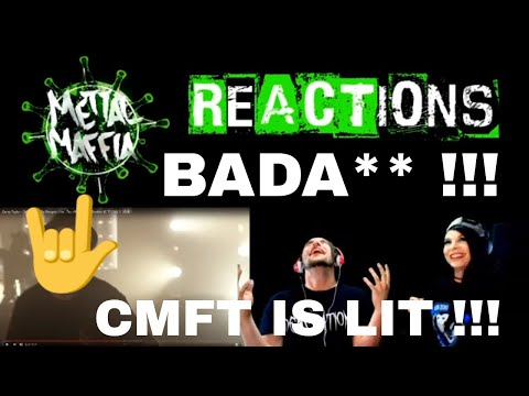 Corey Taylor - CMFT Must Be Stopped (feat. Tech N9ne & Kid Bookie) [OFFICIAL VIDEO] | REACTION
