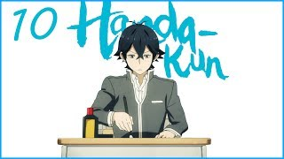 Ханда-Кун 10 Серия
