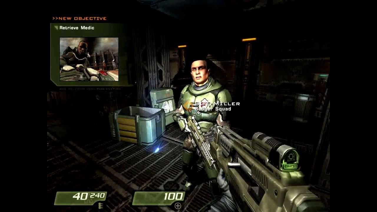 Quake 4 Mod Ultra High setting in 8400gs