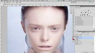 Kristina Vassilieva - Hair and Beauty High End Retouching CS5 Thumbnail