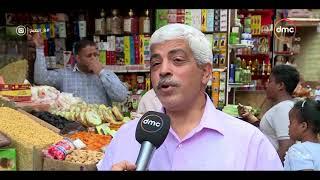 شاهد| استعدادات «خان الخليلي» لاستقبال شهر رمضان