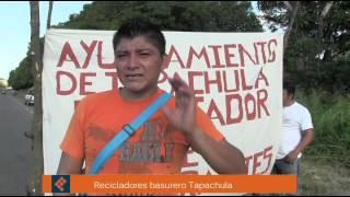 Neftalí del Toro involucrado en explotación laboral de pepenadores: Verdugo Sánchez