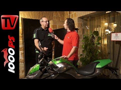 Kawasaki Z1000 2014 | Neuerungen im Überblick