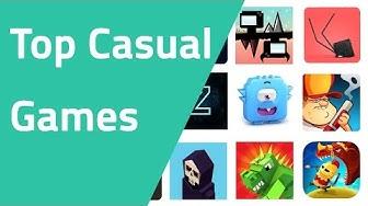 Handy Spiele für Zwischendurch - Top Gelegenheitsspiele